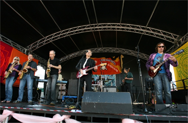 The Bridge at the Bristol Festival, 21st September 2008 - photo by Graham Wyles